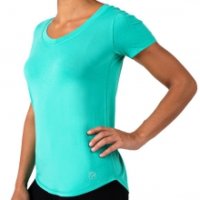 Women's Bamboo Motion-V by Free Fly Apparel in Omaha Ne