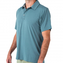 Men's Bamboo Flex Polo by Free Fly Apparel in Florence Al