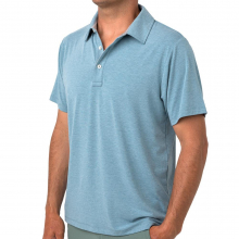 Men's Bamboo Flex Polo by Free Fly Apparel in Leeds Al