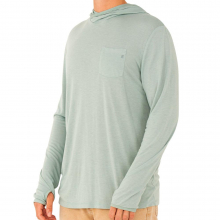 Men's Bamboo Lightweight Hoody by Free Fly Apparel in Sioux Falls SD
