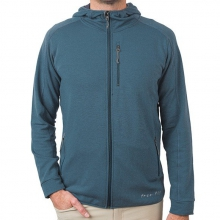 Men's Bamboo Thermal Fleece Zip Hoody by Free Fly Apparel in Conway Ar