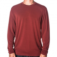 Men's Bamboo Midweight Long Sleeve by Free Fly Apparel in Victor Id