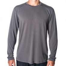 Men's Bamboo Midweight Long Sleeve by Free Fly Apparel in Rogers Ar