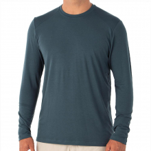 Men's Bamboo Midweight Longsleeve by Free Fly Apparel in Sioux Falls SD