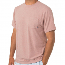 Men's Bamboo Flex Pocket Tee by Free Fly Apparel in Huntsville Al