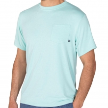 Men's Bamboo Flex Pocket Tee by Free Fly Apparel in Leeds Al