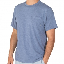 Men's Bamboo Flex Pocket Tee by Free Fly Apparel in Florence Al