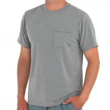 Men's Bamboo Flex Pocket Tee by Free Fly Apparel in Sioux Falls SD