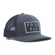 Wave Snapback by Free Fly Apparel