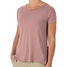 Women's Bamboo Explorer Tee by Free Fly Apparel in Tuscaloosa Al