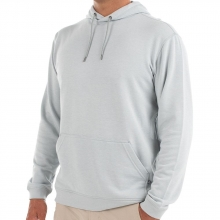 Men's Bamboo Fleece Pullover Hoody by Free Fly Apparel in Mobile Al