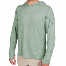 Men's Bamboo Midweight Hoody by Free Fly Apparel in Mobile Al