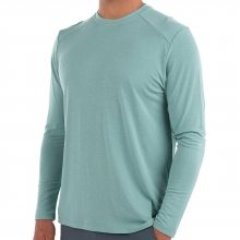 Men's Bamboo Midweight Long Sleeve by Free Fly Apparel in Fayetteville Ar