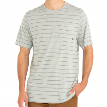 Men's Bamboo Channel Pocket Tee by Free Fly Apparel
