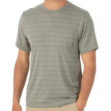 Men's Bamboo Channel Pocket Tee by Free Fly Apparel in Sioux Falls SD