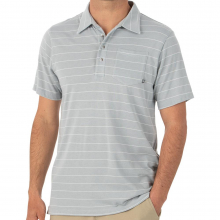 Men's Bamboo Dockside Polo by Free Fly Apparel in Fort Smith Ar