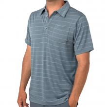 Men's Bamboo Dockside Polo by Free Fly Apparel in Huntsville Al