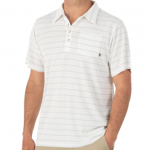 Men's Bamboo Dockside Polo by Free Fly Apparel in Fayetteville Ar