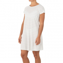 Women's Bamboo Dockside Dress by Free Fly Apparel in Bentonville Ar