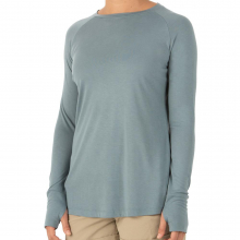 Women's Bamboo Weekender Long Sleeve by Free Fly Apparel in Fort Smith Ar