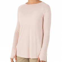 Women's Bamboo Weekender Long Sleeve by Free Fly Apparel