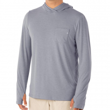 Men's Bamboo Crossover Hoody by Free Fly Apparel