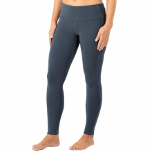Women's Bamboo Full-Length Tight by Free Fly Apparel in Rogers Ar