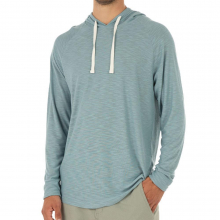 Men's Bamboo Slub Hoody by Free Fly Apparel in Birmingham Al