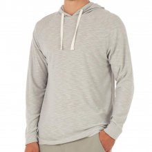Men's Bamboo Slub Hoody by Free Fly Apparel in Sioux Falls SD