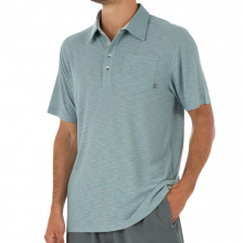 Men's Bamboo Slub Polo by Free Fly Apparel