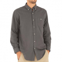 Men's Bamboo Flannel Button Up