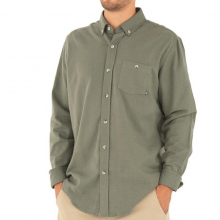 Men's Bamboo Flannel Button Up by Free Fly Apparel in Sioux Falls SD