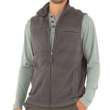 Men's Bamboo Polar Fleece Vest by Free Fly Apparel