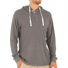 Men's Bamboo Waffle Hoody by Free Fly Apparel