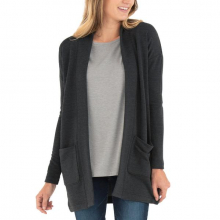 Women's Thermal Fleece Cardigan by Free Fly Apparel