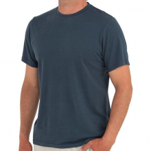 Men's Bamboo Heritage Tee by Free Fly Apparel