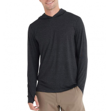 Men's Bamboo Shade Hoody by Free Fly Apparel in Chelan WA