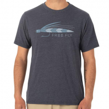 Streamer Tee by Free Fly Apparel