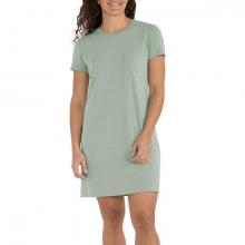Women's Bamboo Flex Pocket Dress by Free Fly Apparel