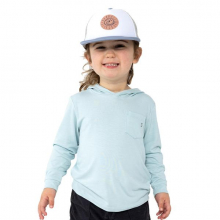 Toddler Bamboo Shade Hoody by Free Fly Apparel in Squamish BC