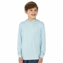 Youth Bamboo Shade Hoody by Free Fly Apparel in Squamish BC