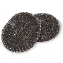 Stainless Steel Grill Scrubber Replacement Heads by Big Green Egg