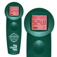 Professional Infrared Cooking Surface Thermometer by Big Green Egg