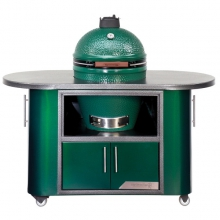 Cooking Island for Large EGG by Big Green Egg