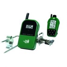 EGG-Shaped Dual Probe Wireless Remote Thermometer by Big Green Egg
