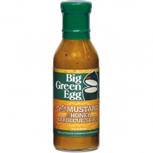 BBQ Sauce, Zesty Mustard & Honey by Big Green Egg