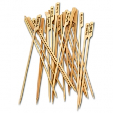 BGE All Natural Bamboo Skewers, 25 per pack by Big Green Egg