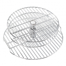3 Level Cooking Grid for Large EGG by Big Green Egg