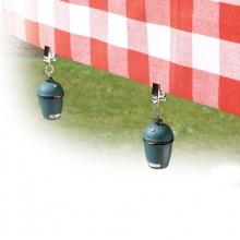 Big Green Egg Tablecloth Weights / set of 4 Limited Qty