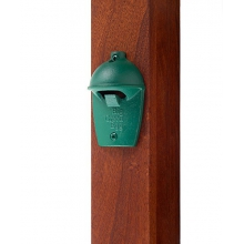 BGE Wall Mount Bottle Opener, with screws